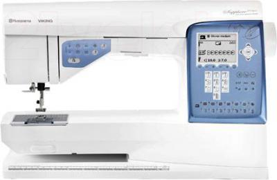Швейная машина Husqvarna Sapphire 875 Quilt - общий вид