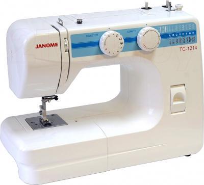 Швейная машина Janome TC 1214 - общий вид