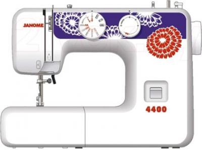 Швейная машина Janome 4400 - общий вид