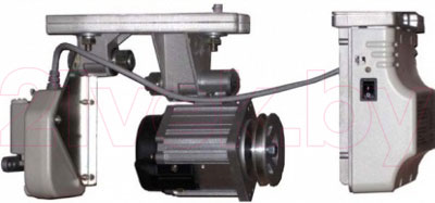Мотор Protex AH 21-55 - общий вид
