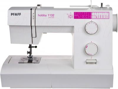 Швейная машина Pfaff Hobby 1132 - общий вид