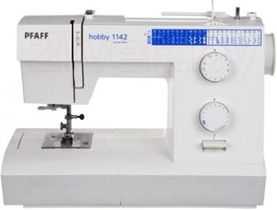 Швейная машина Pfaff Hobby 1142 - общий вид