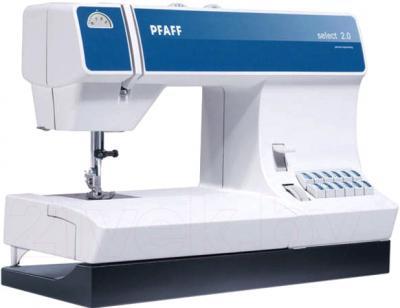 Швейная машина Pfaff Select 2.0 - общий вид