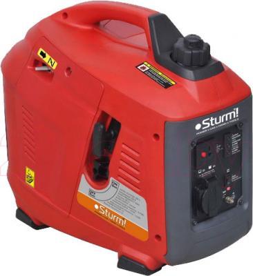 Бензиновый генератор Sturm! PG8710I - общий вид