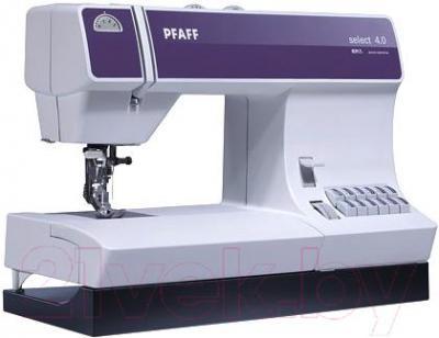 Швейная машина Pfaff Select 4.0 - общий вид