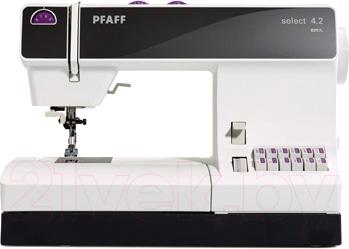 Швейная машина Pfaff Select 4.2 - общий вид