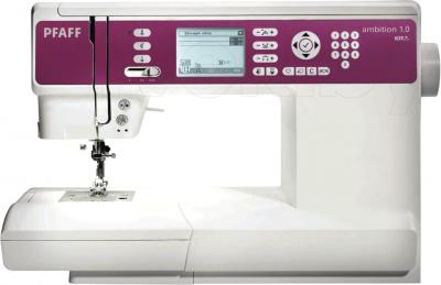 Швейная машина Pfaff Ambition 1.0 - общий вид