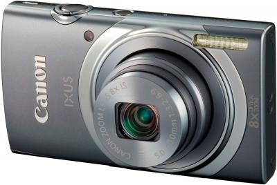Компактный фотоаппарат Canon IXUS 150 (Gray) - общий вид
