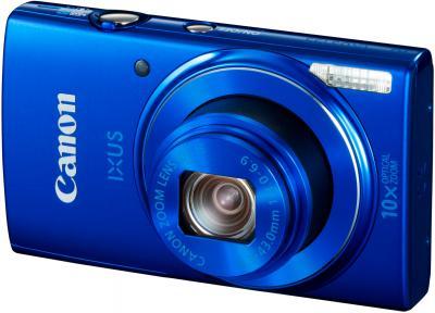 Компактный фотоаппарат Canon IXUS 155 (Blue) - общий вид