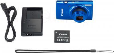 Компактный фотоаппарат Canon IXUS 155 (Blue) - комплектация