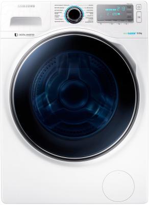 Стиральная машина Samsung WW80H7410EW/LP - общий вид