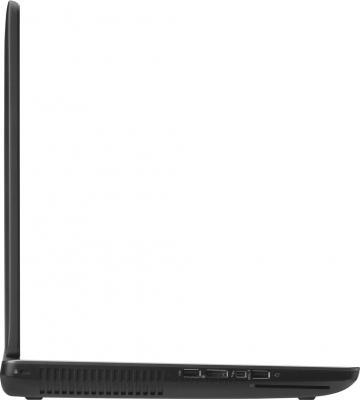 Ноутбук HP ZBook 17 (F0V31EA) - вид сбоку