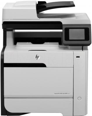 МФУ HP Color LaserJet Pro MFP M476dw (CF387A) - общий вид