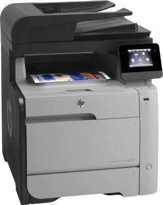 МФУ HP Color LaserJet Pro MFP M476dw (CF387A) - вид в проекции