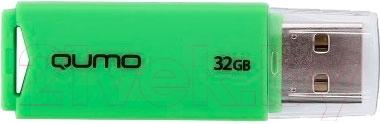 Usb flash накопитель Qumo Tropic 32GB (Green)