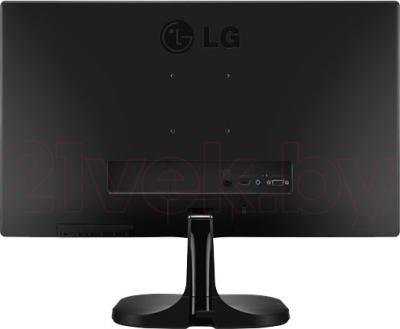 Монитор LG 22MP56HQ-T - вид сзади