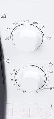 Микроволновая печь Samsung GE81KRW-1/BW - панель