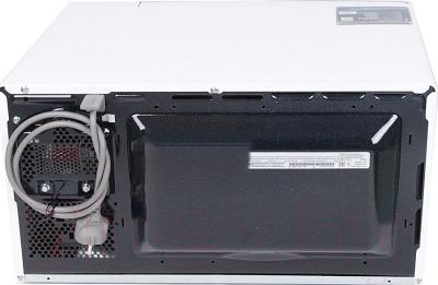 Микроволновая печь Samsung GE81KRW-1/BW - вид сзади