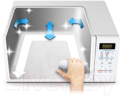 Микроволновая печь Samsung GE83ARW/BW - презентационное фото 2