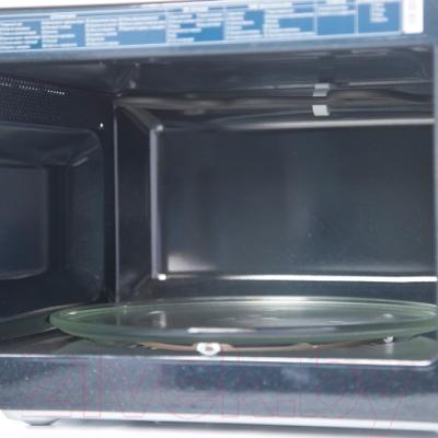 Микроволновая печь Samsung GE83MRTS/BW - тарелка