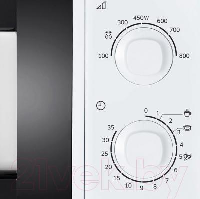 Микроволновая печь Samsung ME81ARW/BW - панель