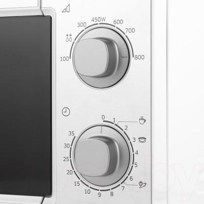 Микроволновая печь Samsung ME81MRTW/BW - управление
