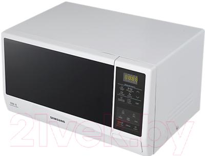 Микроволновая печь Samsung ME83KRW-2/BW - вид спереди 2