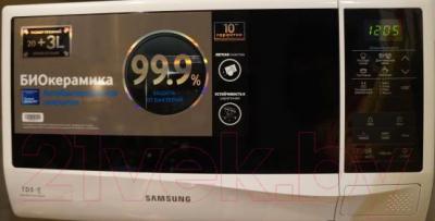Микроволновая печь Samsung ME83KRW-2/BW - вид спереди 3