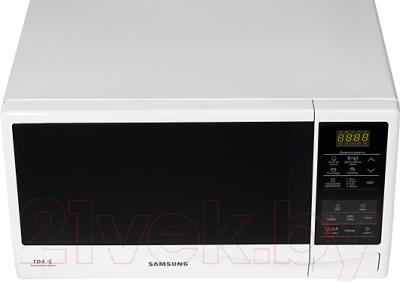 Микроволновая печь Samsung ME83KRW-2/BW - вид спереди 5
