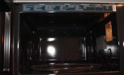 Микроволновая печь Samsung ME83KRW-2/BW - тарелка