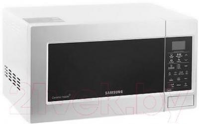 Микроволновая печь Samsung ME83MRTW/BW - вид в проекции