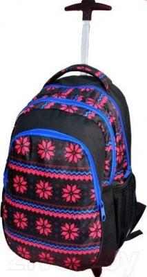 Рюкзак-чемодан Paso 81-997H - общий вид