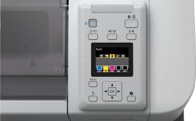 Плоттер Epson SureColor SC-T3200 (без подставки) - элементы управления