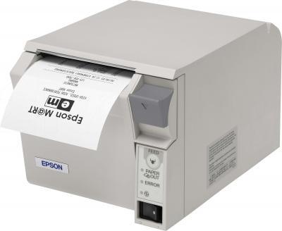 Чековый принтер Epson TM-T70 (C31C637031) - общий вид