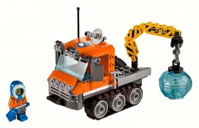 Конструктор Lego City Арктический вездеход (60033) - общий вид