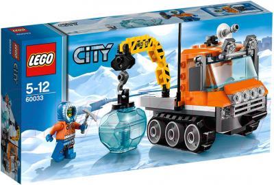 Конструктор Lego City Арктический вездеход (60033) - упаковка