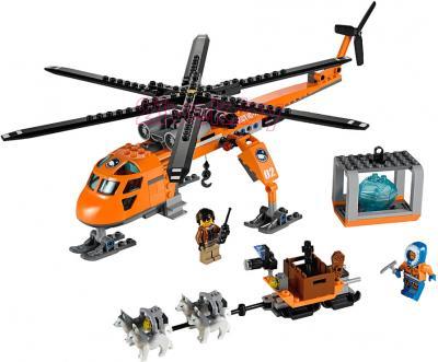 Конструктор Lego City Арктический вертолёт (60034) - общий вид
