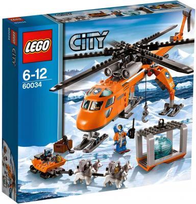 Конструктор Lego City Арктический вертолёт (60034) - упаковка