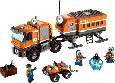 Конструктор Lego City Передвижная арктическая станция (60035) - общий вид