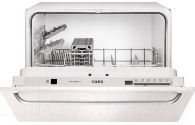 Посудомоечная машина AEG F55200VI0 - общий вид