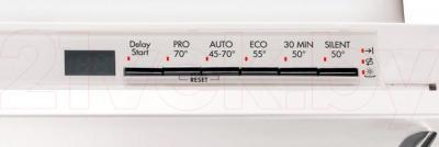 Посудомоечная машина AEG F55200VI0 - элементы управления