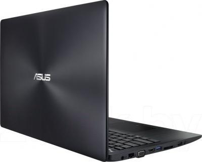 Ноутбук Asus X553MA-XX089D - вид сзади