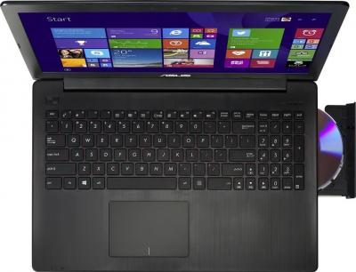 Ноутбук Asus X553MA-XX089D - вид сверху