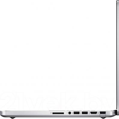 Ноутбук Dell Inspiron 15 7537 (7537-1776) - вид сбоку
