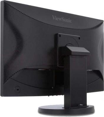 Монитор Viewsonic VG2233Smh-LED - вид сзади