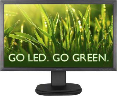 Монитор Viewsonic VG2239m-LED - общий вид
