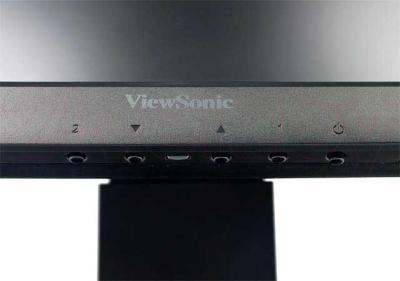 Монитор Viewsonic VG2433Smh - кнопки управления