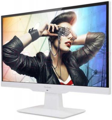 Монитор Viewsonic VX2363Smhl-W - вполоборота