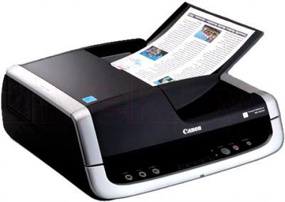 Протяжный сканер Canon DR-2020U - общий вид