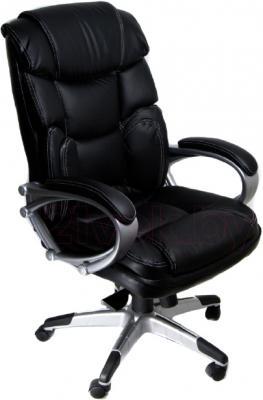 Кресло офисное Деловая обстановка Венера (коричневый) - реальный цвет модели - коричневый